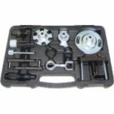 Набор фиксаторов для дизельных двигателей VW-Audi V6 (2.7, 3.0) V8 (4.0, 4.2) со съемником помпы